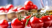 Z domowej apteczki: Pomidory i liście orzecha