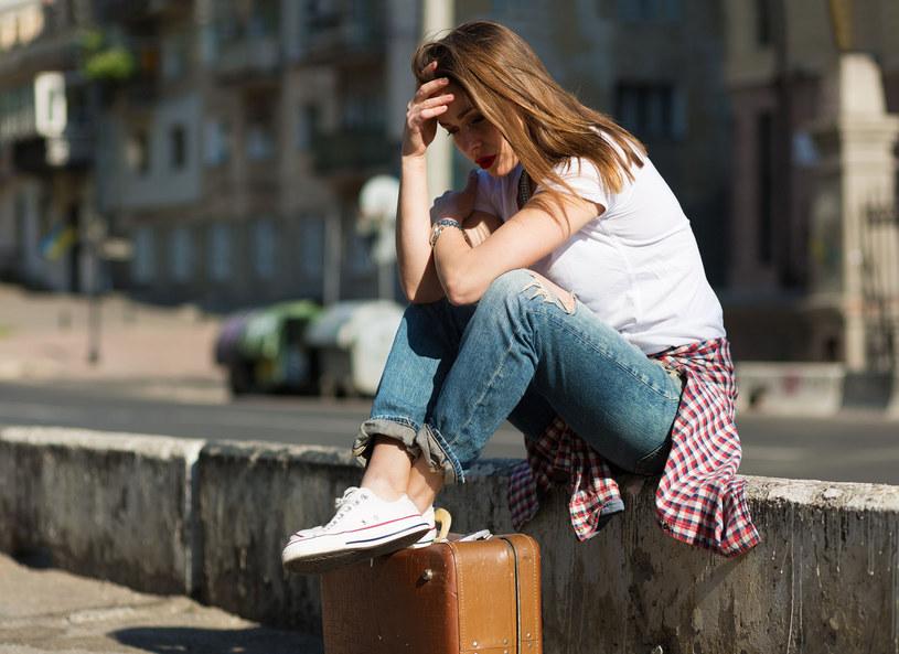 Z domu uciekają nie tylko nastolatki /123RF/PICSEL