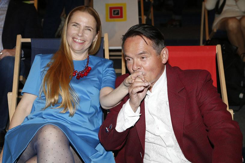 Z Ewą Kuryło od ponad 40 lat tworzą udany związek /Podlewski /AKPA