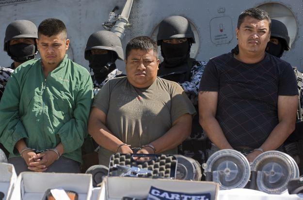 Z handlu pirackimi programami kartele narkotykowe finansują inne przestępstwa /AFP