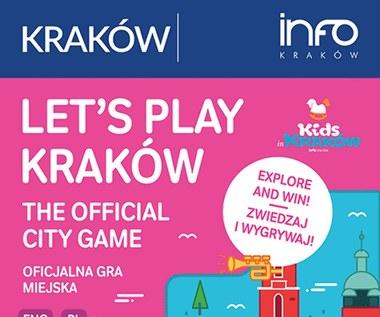 Z humorem oprowadza po krakowskich ulicach – gra miejskaLet's Play Kraków powraca!