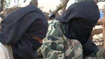 Z kamerą w obozie treningowym talibów!