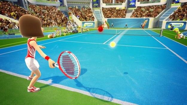 Z Kinect Sports: Season 2 będziesz mogła zrelaksować się po ciężkim dniu w pracy /Informacja prasowa