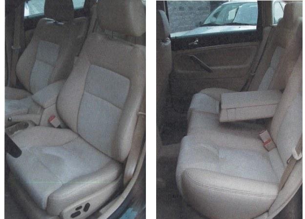 Z lewej: bardzo wygodne fotele Recaro z elektryczną regulacją kosztują koszmarnie dużo. Z prawej: Passat ma już swoje lata. W nowszych autach tego segmentu na kanapie jest więcej miejsca. Naprawdę wygodnie z tyłu będą miały dwie osoby. /Motor