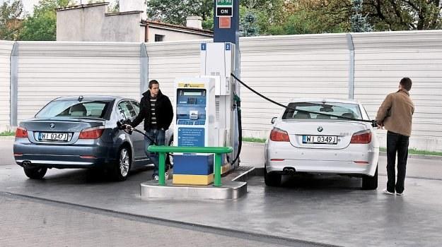 Z lewej strony - BMW 530d (3.0 218-235 KM), z prawej - BMW 530i (3.0 258-272 KM). /Motor