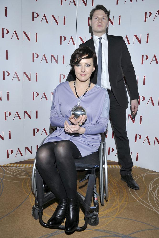 Z mężem Kubą Raczyńskim /Kurnikowski /AKPA