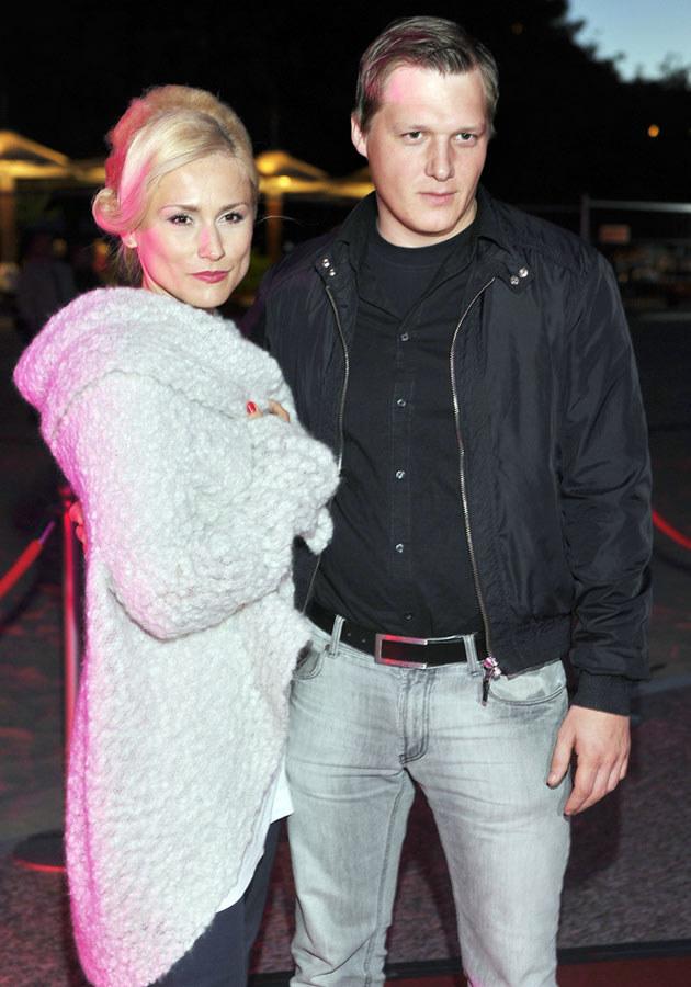 Z mężem Magnusem, fot.Kurnikowski  /AKPA