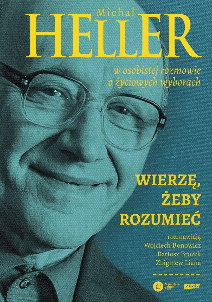 Z Michałem Hellerem rozmawiają Wojciech Bonowicz, Bartosz Brożek i Zbigniew Liana /Styl.pl/materiały prasowe