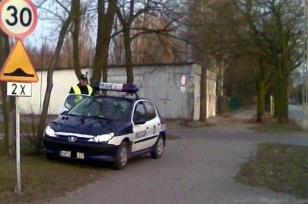 Z policją nie wygrasz /INTERIA.PL