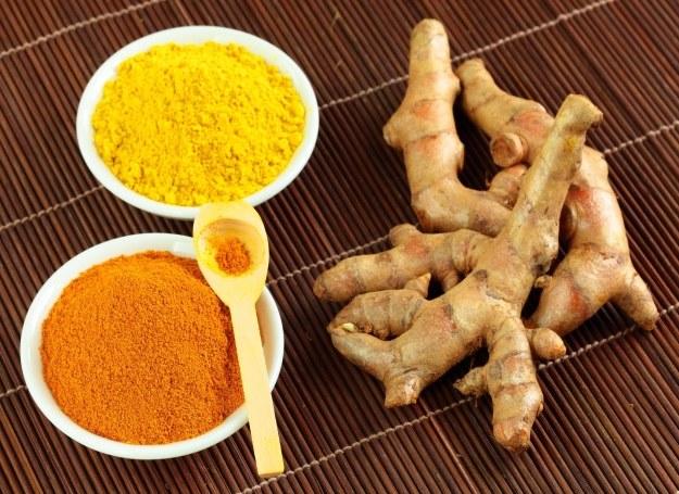 Z pomocą kurkumy łatwo odmienisz smak ulubionych dań z ryżem! /123RF/PICSEL