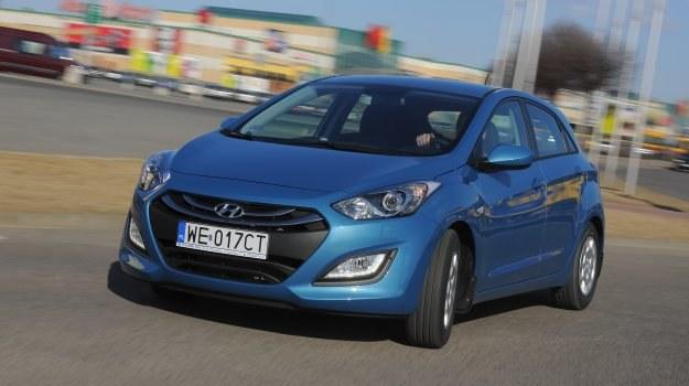 Z pomysłem, ale bez szaleństw – Hyundai i30 łączy ładny wygląd z wysoką funkcjonalnością. /Auto Moto
