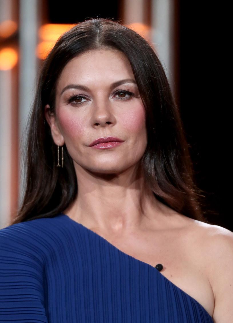 Z powodu psychofanki Catherine Zeta-Jones przeszła załamanie nerwowe /Frederick M. Brown /Getty Images
