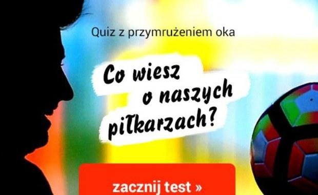 Z przymrużeniem oka o polskich kadrowiczach. Quiz