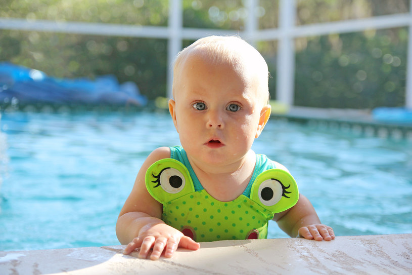 Z takim maluszkiem da się rozmawiać! /©123RF/PICSEL