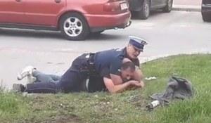 Z tym policjantem lepiej nie żartować!