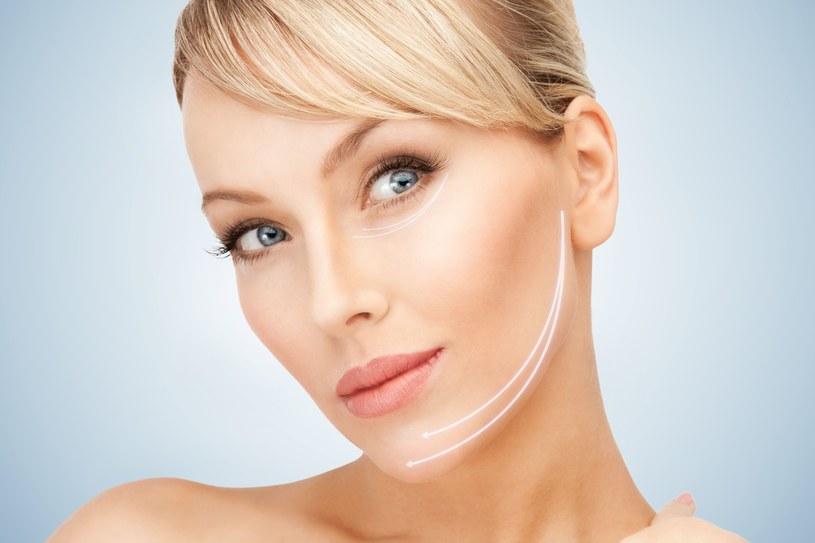 Z wiekiem proporcje twarzy zmieniają, się ponieważ mięśnie stają się coraz bardziej delikatne /materiały prasowe
