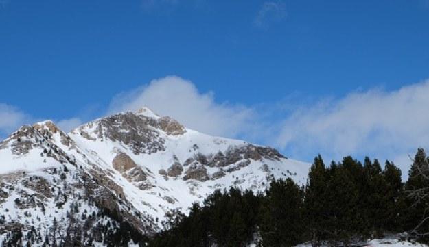 Z zaśnieżonej Andory