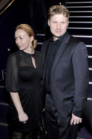 Z żoną Małgorzatą tworzą zgrany duet. /fot  /AKPA