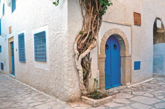 Za Bramą Francuską  (Bab Bar) w Tunisie leży stara dzielnica arabska (medyna). Brama była częścią murów miejskich, dziś wyburzonych. /123/RF PICSEL