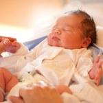 Za co punktuje się noworodka
