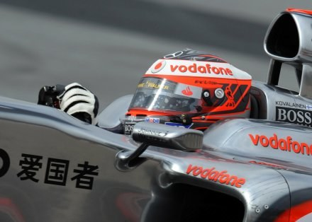 Za kierownicą Heikki Kovalainen /AFP