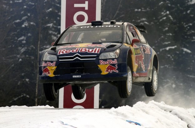 Za kierownicą Kimi Raikkonen /AFP