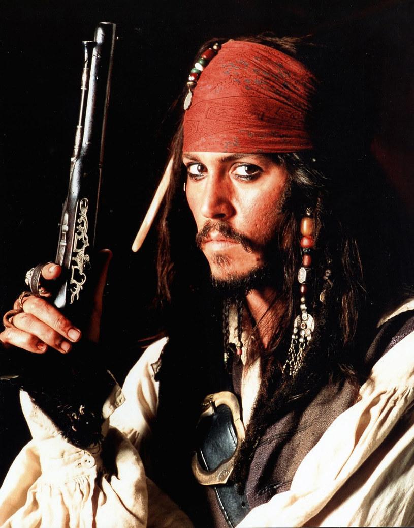 Za kreację kapitana Jacka Sparrowa otrzymał Oscara. A jego konto wzbogaciło się o 3 miliardy dolarów! /East News