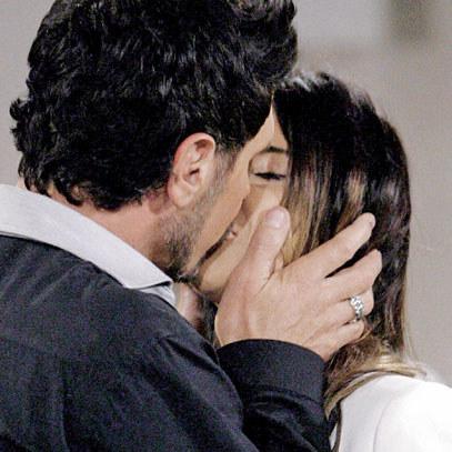 Za pocałunki ze Steffy Bill płaci wysoką cenę /materiały prasowe
