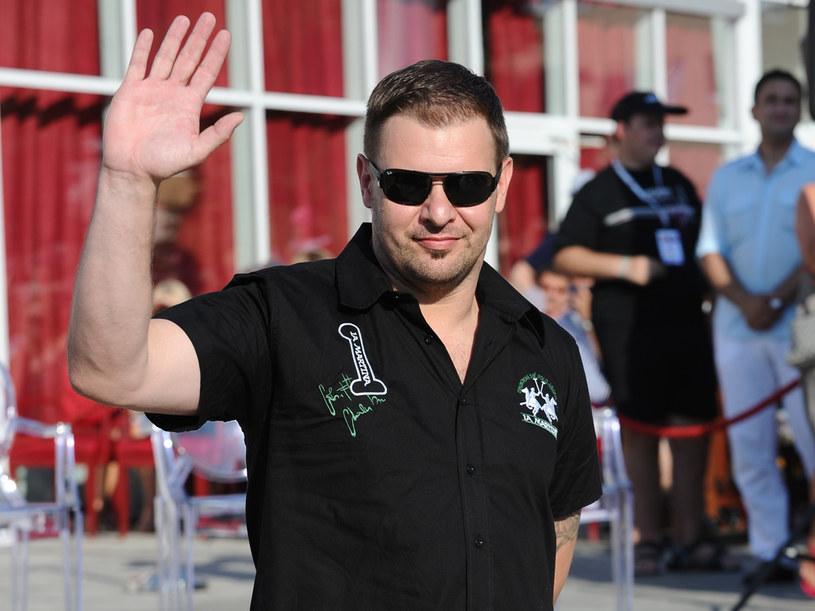 Za sukcesem Tomasza stoi jego energia i spontaniczność  /Jarosław Antoniak /MWMedia