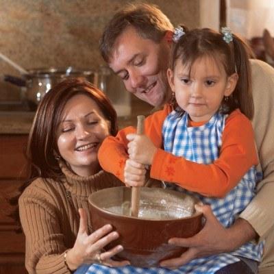 Zaangażuj do przygotowań pozostałych członków rodziny /INTERIA.PL