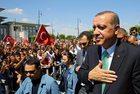 Zaatakowali hotel prezydenta Turcji. Zostali zatrzymani