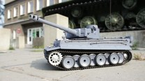 Zabawa czołgiem