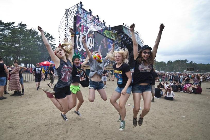 Zabawa na Przystanku Woodstock 2017 /fot. Szymon Starnawski/Polska Press /East News