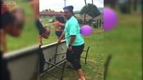 Zabawa z balonami wymknęła się spod kontroli