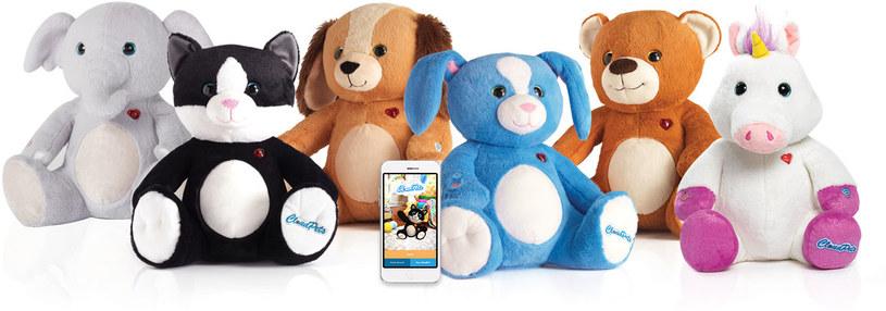 """Zabawki """"Cloud Pets"""" transmitują do sieci zapisy rozmów pomiędzy rodzicami i dziećmi /materiały prasowe"""