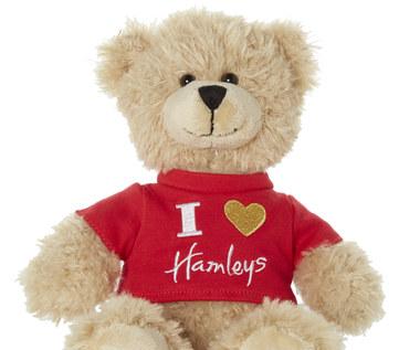 Zabawki, które znajdziesz w Hamleys