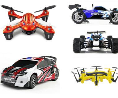Zabawkowe drony dla wszystkich