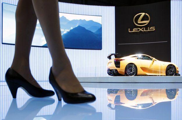 Zabezpieczenie warte fortunę, samochód za miliony - ale i tak go można ukraść? /AFP