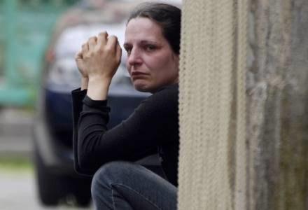 Zabójstwo dziewczynki zszokowało wielu Włochów /AFP