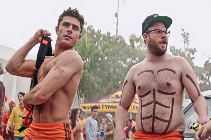 """Zac Efron i Seth Rogen w """"Sąsiadach 2"""" /materiały prasowe"""