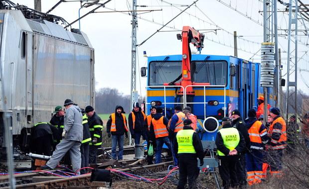 Zachodniopomorskie: Gigantyczne opóźnienia pociągów z powodu wykolejenia składu towarowego