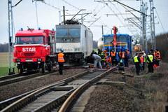 Zachodniopomorskie: Kilkugodzinne opóźnienia pociągów. Wykoleiła się lokomotywa z cysterną