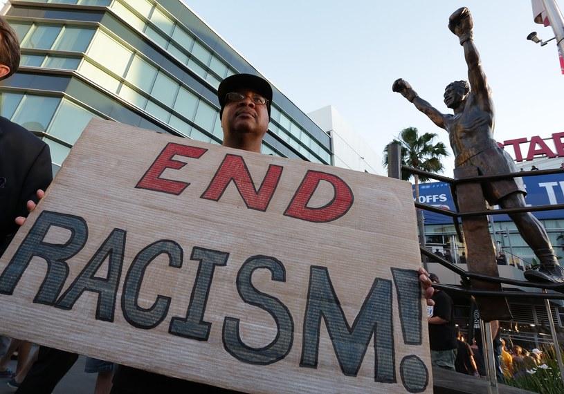 Zachowanie Donalda Sterlinga wywołało falę oburzenia nie tylko w USA /AFP