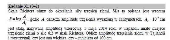 Zadanie 31 /INTERIA.PL