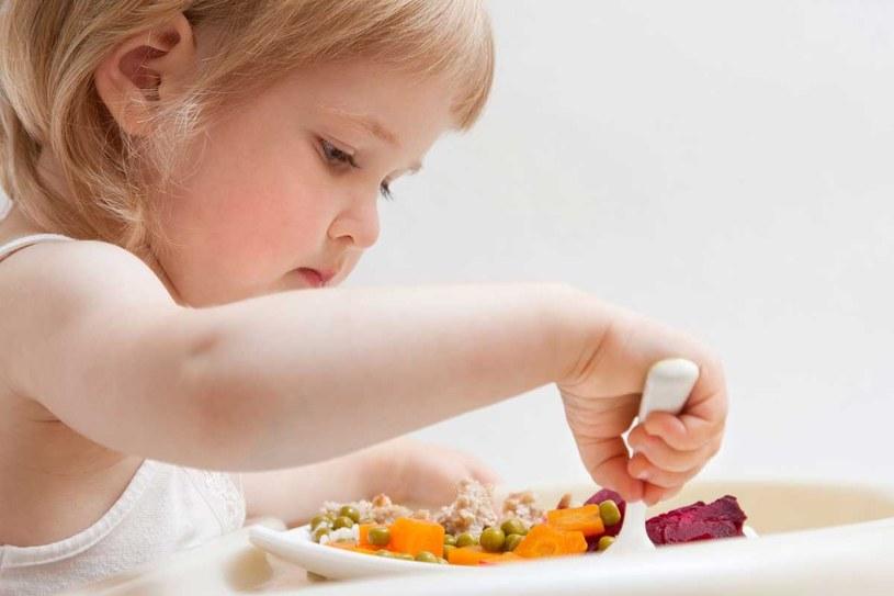 Zadbaj o odporność dziecka, podając mu zróżnicowane posiłki /©123RF/PICSEL