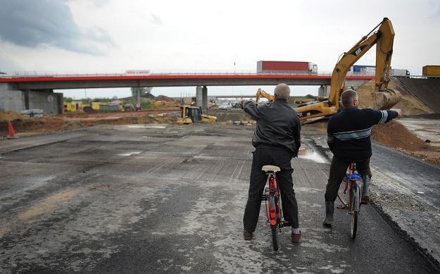 Żadna autostrada w całości nie będzie gotowa /PAP