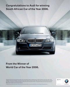 Zadrwili z Audi i BMW