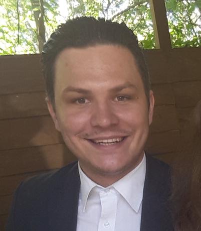 Zaginął 23-letni Tomasz Kłósek /Policja /
