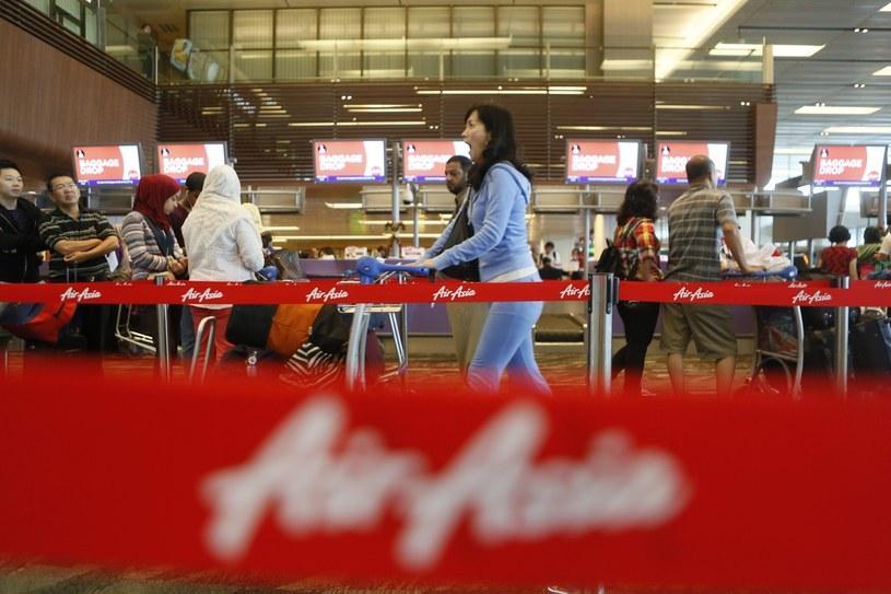Zaginął samolot Air Asia /PAP/EPA