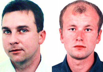 Zaginieni: 35-letni Bogdan Kenar z Iwonicza i 28-letni Marcin Dziura z Rzeszowa /Super Nowości